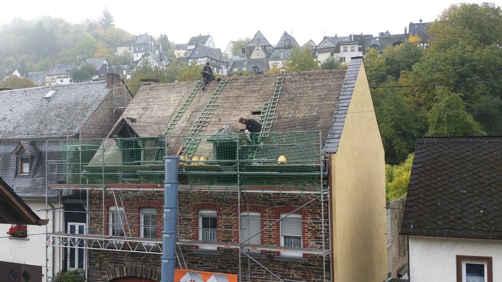 Dach Abriss